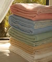 organic cotton blanket made in the usa