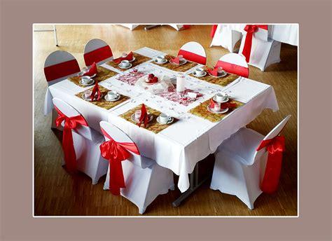 Tischdekoration Hochzeit Rot by Pr 228 Chtige Rote Hochzeitsdeko Anja Philipp Ab 1