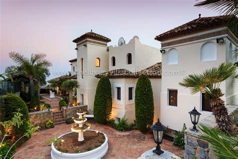 Italian Villa Style Homes stylish 5 bedroom villa in estepona luxury villa collection