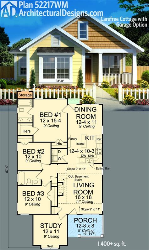 House Plans With Hip Roof Styles by Single Story House Plans With Hip Roof Styles 31