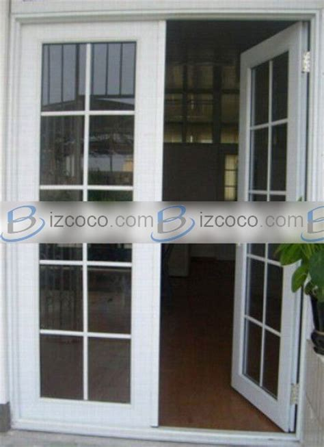 Pvc French Patio Door Vinyl Patio Door Hinged Patio Doors Pvc Patio Door