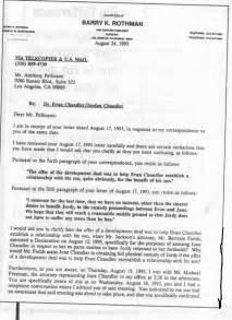 divorce lawyer sample letter to divorce lawyer