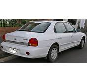 2001 Hyundai Sonata EF Executive V6 Sedan 2015 11