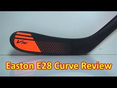 E28 Pattern Review | easton e28 blade pattern curve review youtube