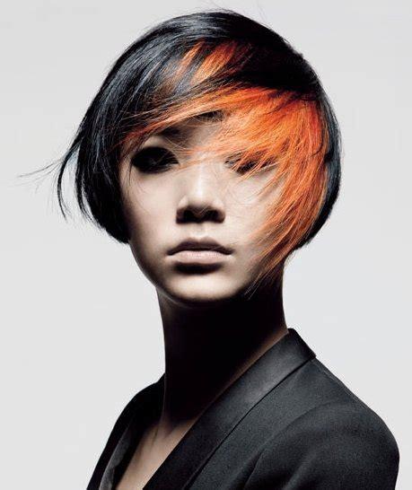 black hair show 2014 mechas de color 2018 30 fotos e ideas de moda moda top
