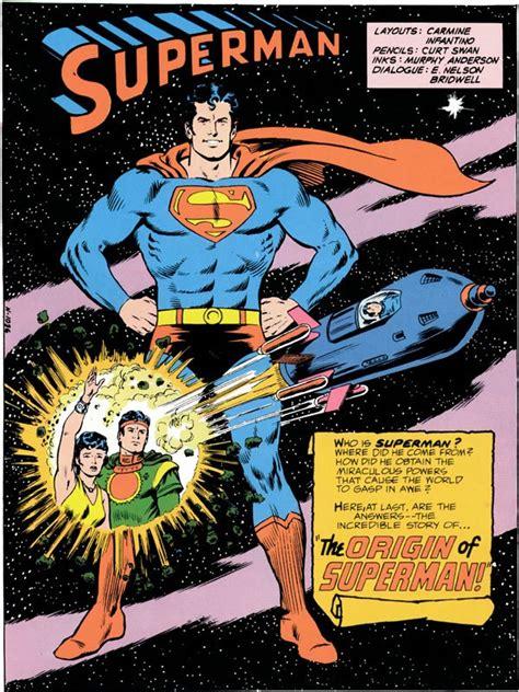 Origin Original The 30 Best Retellings Of Superman S Origins The Robot S