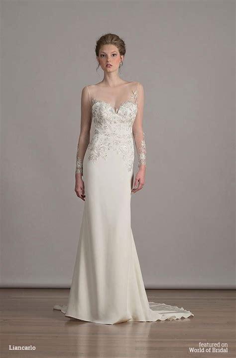 2016 wedding dress trends spring liancarlo spring 2016 wedding dresses world of bridal