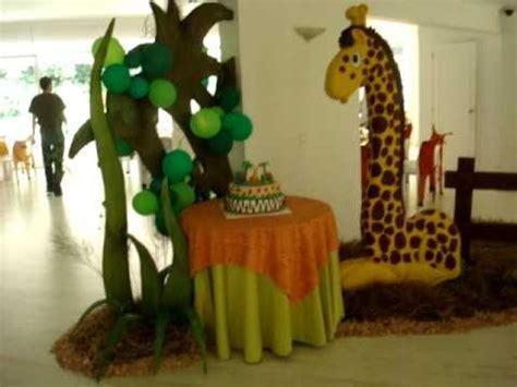 tortas en decoracion en safari fiesta tematica safari la jungla marzo 6 2011 ingreso
