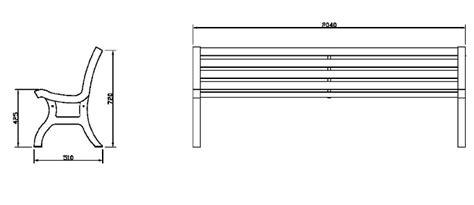 dimensioni panchine misure panchine 28 images panchina modena con piedi in