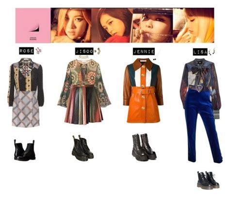blackpink unif 68 best blackpink outfits images on pinterest pink