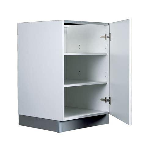 poign馥s portes cuisine meuble bas 1 porte cuisines teisseire