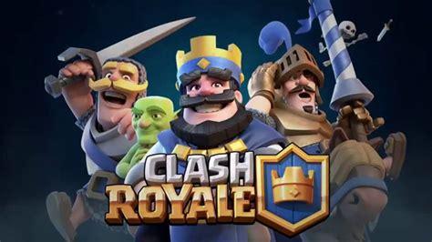 Kaos Clash Royale 01 clash royale is a card by clash of clans developer segmentnext