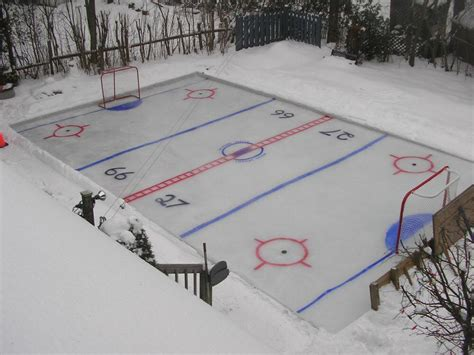 how to make backyard ice rink backyard rinks gretzky makers and climate change