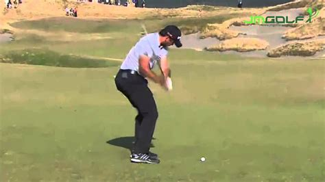 jason day iron swing jason day iron swing down the line the us open 2015