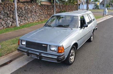 mazda glc 1980 great car 1980 mazda glc wagon