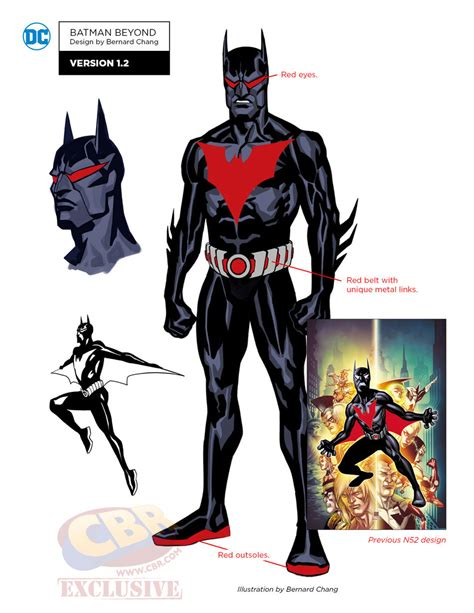 batman beyond vol 2 rise of the rebirth episode 271 spotlight on dc comics batman beyond