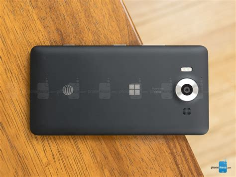Review Microsoft Lumia microsoft lumia 950 review battery and conclusion