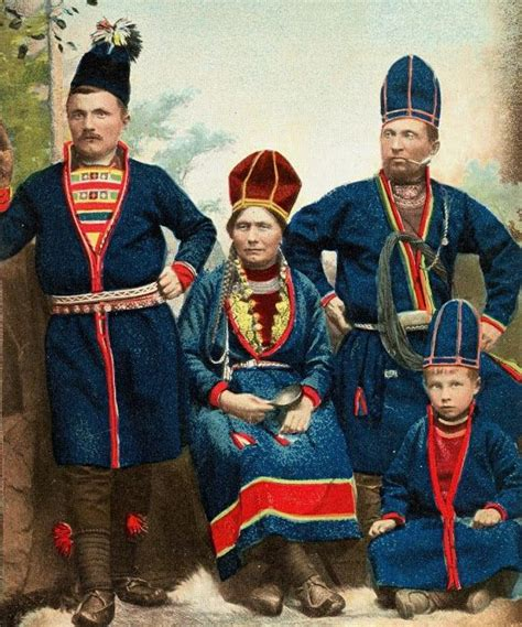 the european tribe vintage 0375707042 34 best images about folk dress sami on reindeer europe and lappland