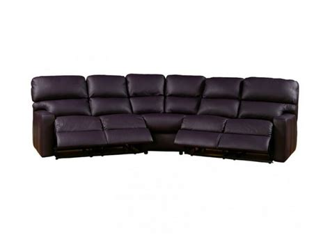 reclining sofa sets leather laser leather reclining sofa set