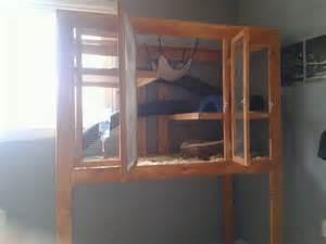 Melisa robert s homemade ferret cage jays custom creations