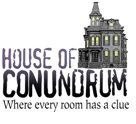 House Room house of conundrum omaha escape room