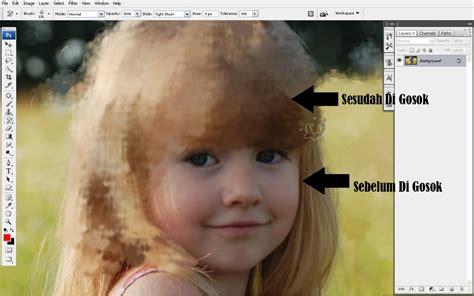 cara edit foto di photoshop seperti lukisan cara membuat lukisan di canvas dengan photoshop