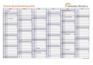 Kalender 2018 Feiertage Luxemburg Feiertage 2016 Baden W 252 Rttemberg Kalender