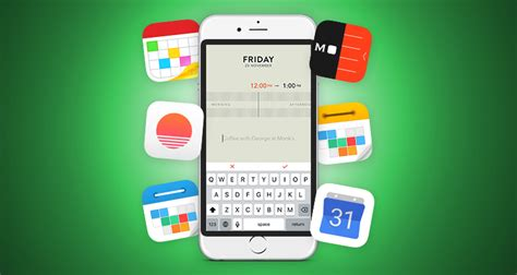 Budget Calendar App Iphone The Best Third Alternatives To The Iphone