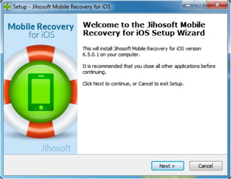 iphone data recovery software full version jihosoft iphone data recovery free download