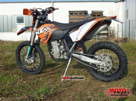 Ktm 530 Exhaust Ktm 530 Exc 2010 Specs And Photos