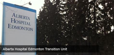 Ahs Detox Edmonton by Alberta Hospital Edmonton Transition Unit Beyond The