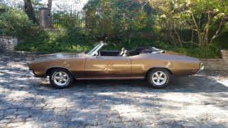 1970 Buick Gs Convertible For Sale 1970 Buick Gs455 Convertible Numbers Matching Car For