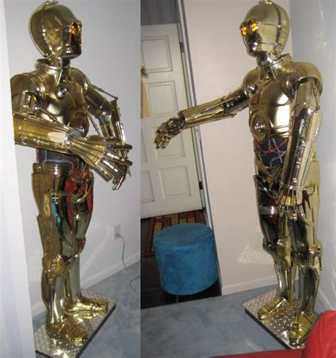 real r2d2 robot for sale buy a whole houseful of robots just 55k technabob