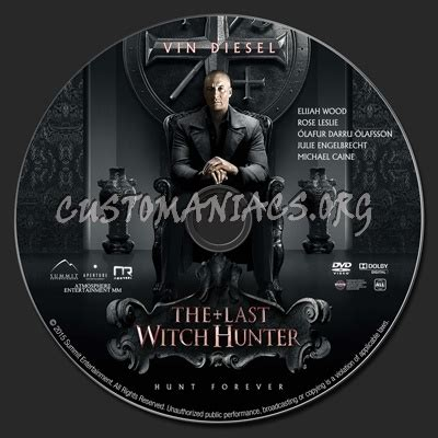 Dvd The Last Witch the last witch dvd label dvd covers labels by customaniacs id 228603 free
