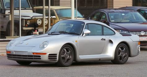 80s porsche 959 for sale 1988 porsche 959 with 10 000 priced at 1