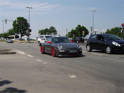 Porsche Heidelberg by Ein Porsche 911 Gt3 Rs In Heidelberg Am 21 05 11