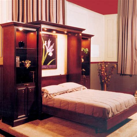 bookcase plan   murphy bed rockler woodworking
