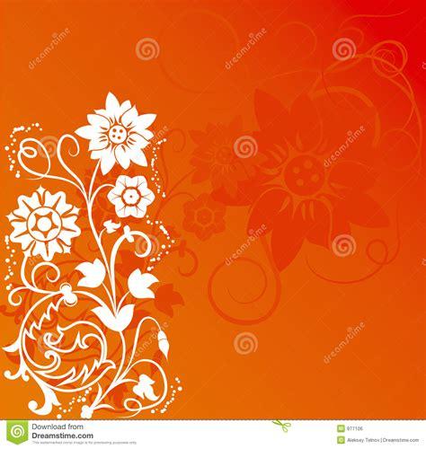 background design elements background flower elements for design vector royalty