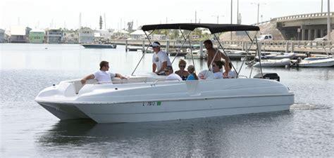 deck boat best 26 deck boat rental best on key west