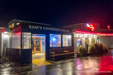 sams chowder house sam s chowder house lobster rolls in half moon bay california through my lens