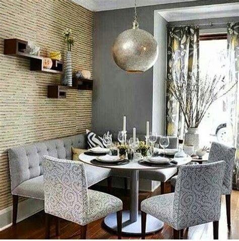 como decorar un comedor chico esquina de sala comedor peque 241 o o para un apartamento