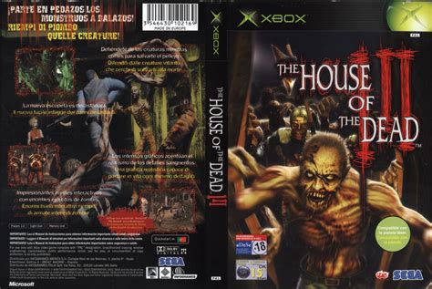 house of the dead 3 house of the dead 3 xbox www pixshark com images galleries with a bite