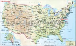 Towns In Usa Us Map With Cities And Towns Www Proteckmachinery Com