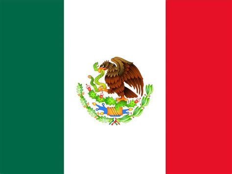 mexican flag symbol meaning www pixshark images