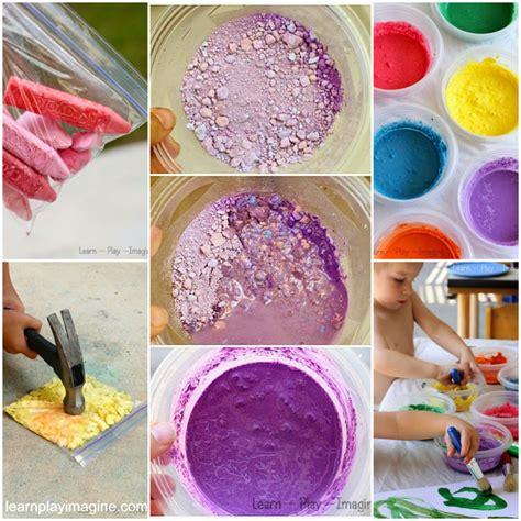 membuat cat warna anak 30 ide untuk 30 hari bermainoutdoor bagian 4 kids