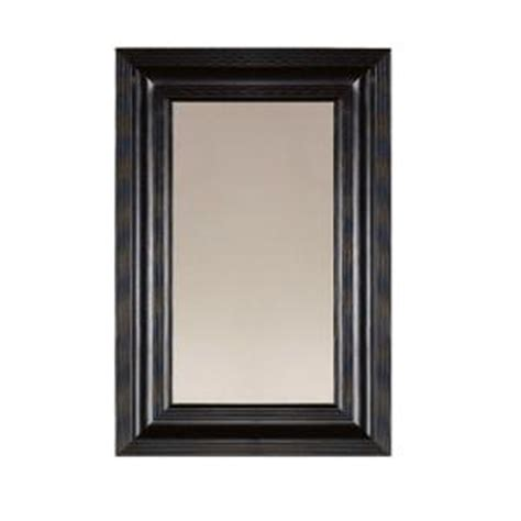 black mirror martha martha stewart living 26 in x 36 in larsson carbon black