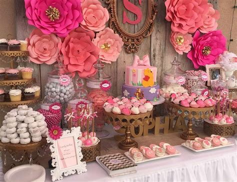 baby shower buffet ideas floral baby shower baby shower quot floral baby shower