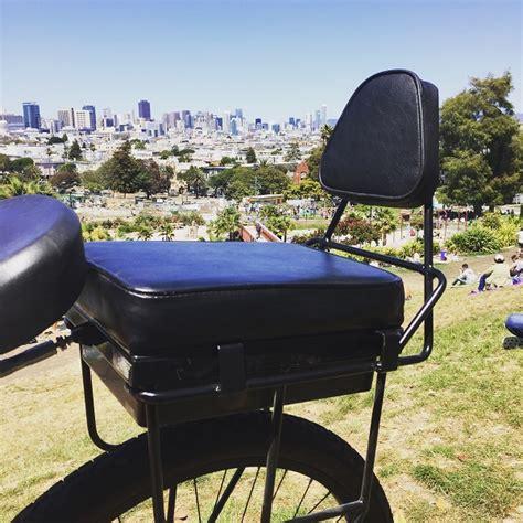mountain bike passenger seat shop companion bike seat products