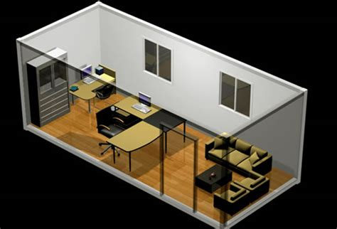 interior design layout sle container house xgzch003 steel structure workshop
