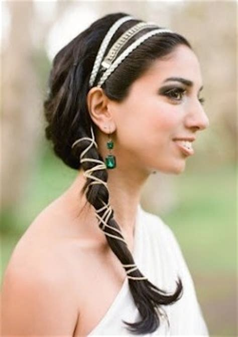 Wedding Hairstyles Grecian by Grecian Wedding Hairstyles Jpg 254 215 360 Hair Make Up